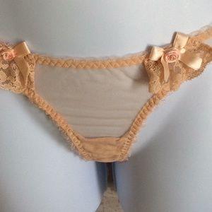 Agent Provocateur Intimates & Sleepwear - Agent Provocateur Karmen Lace Tulle Bra & Thong